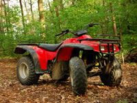 Adams Off Road Vehicle insurance